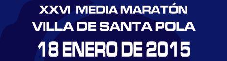 MEDIA MARATON VILLA DE SANTA POLA